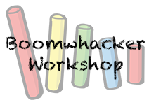 Boomwhacker Workshop Logo
