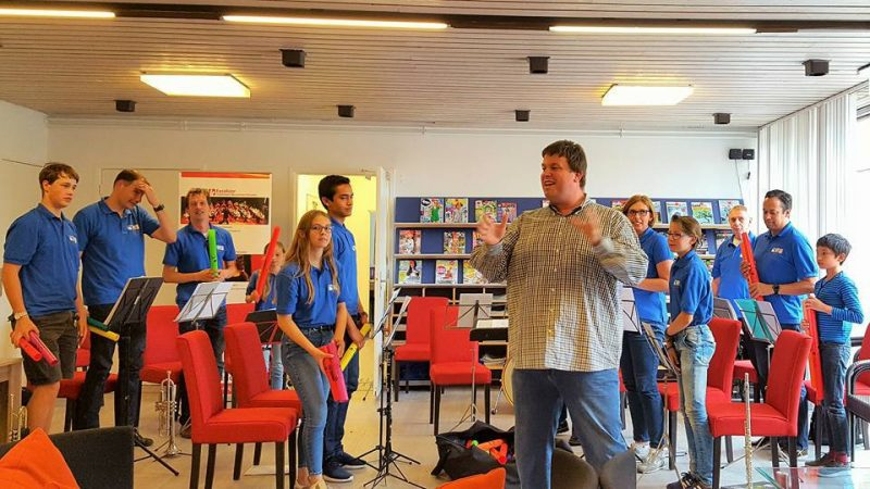 Workshop voor orkest en koor